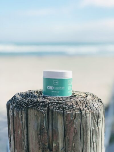 Topical Cooling Cream